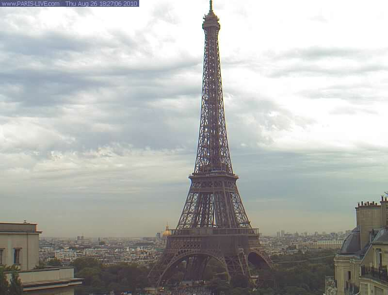 Click for more Eiffel Cams !